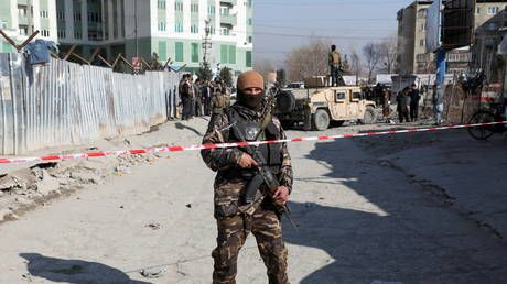 Gunmen kill 2 female Afghan judges in targeted attack in Kabul