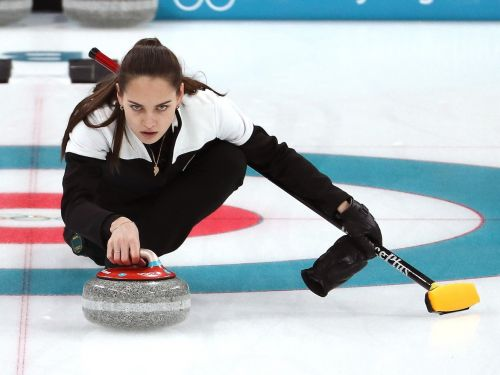 Curling ice is a lot different from the rinks in other Olympic sports - here's why