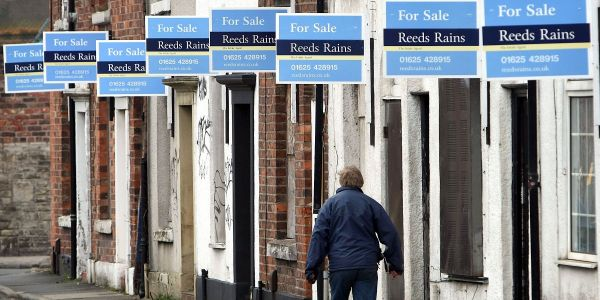 London house prices are still falling - and they're not going to stop any time soon