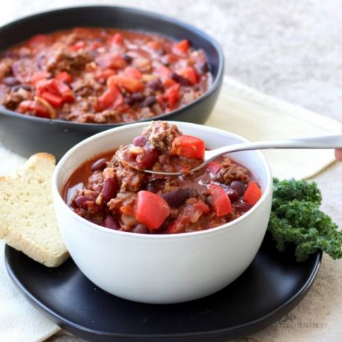Slow Cook Instant Pot Chili