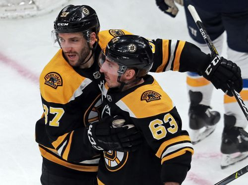 Bruins cash in late for the win