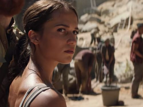 If you can solve this puzzle, you're smart enough to survive in 'Tomb Raider'