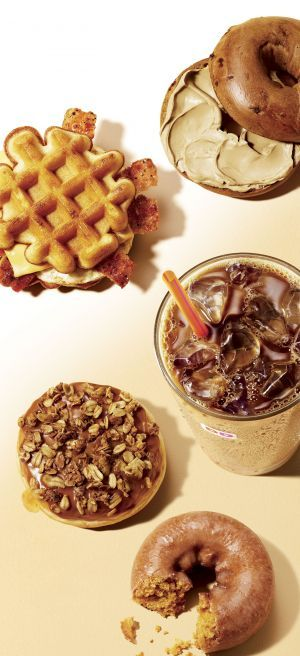 Feeding Fall Cravings: Dunkin' Donuts' Pumpkin and Maple Pecan Flavored Coffees Return by August 27 Along with New Items for Autumn