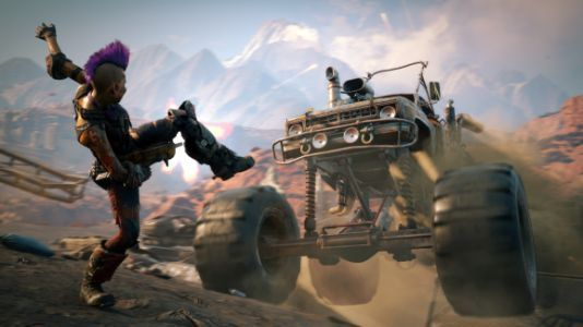 Rage 2 combines the action of Doom and Mad Max this spring