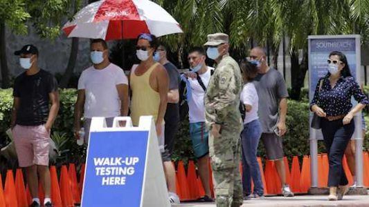 What you need to know about COVID-19: Miami is now the epicenter as cases surge, expert says