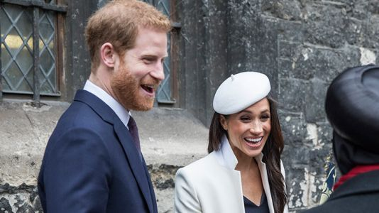 Prince Harry and Meghan Markle Adorably Reveal Their Favorite Disney Movies