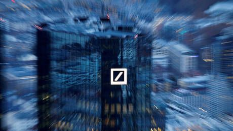$1.3 TRILLION in dirty money may have been laundered through Deutsche Bank over two decades