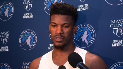 Wolves Rest Butler For Dallas Trip, 2nd Game Of Back-To-Back