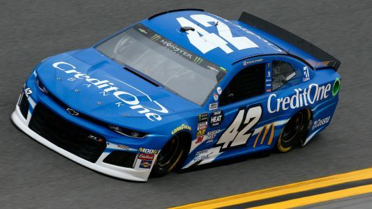 Daytona 500 starting lineup adjusted as Kyle Larson, others move to rear