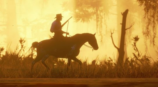 Red Dead Redemption 2 sales prompt Take-Two to boost revenue guidance