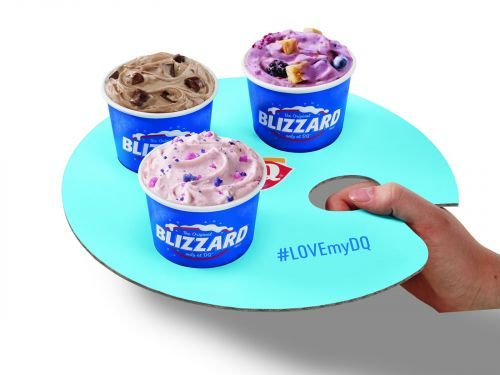 DQ Sweetens Summer with Epic New Treats
