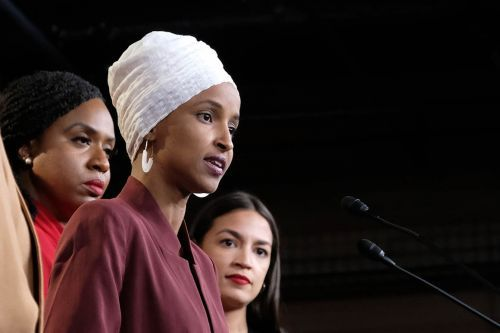 House Dems warn Omar in 'imminent danger' after Trump rally chants