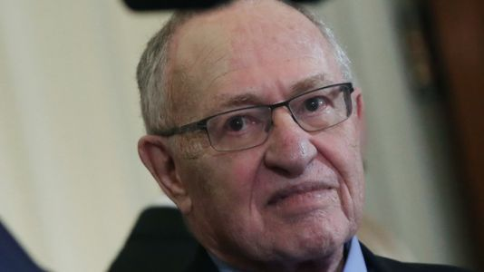 Lawyer Alan Dershowitz Draws Line On His Role In Trump Impeachment Defense