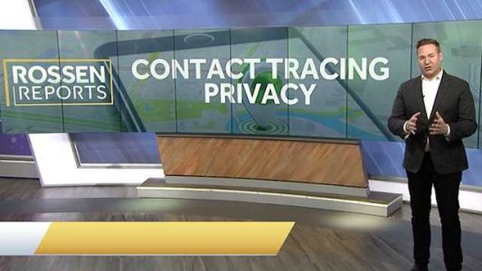 Rossen Reports: Privacy fears on contact tracing apps