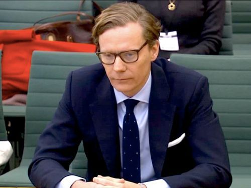British politicians want Cambridge Analytica CEO Alexander Nix to explain his contradictory evidence