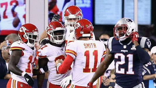 NFL Week 2 Power Rankings: Chiefs take top spot after impressive opener