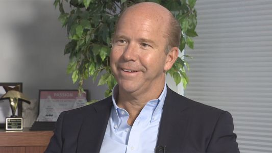 Presidential hopeful Delaney says next president should have experience in government
