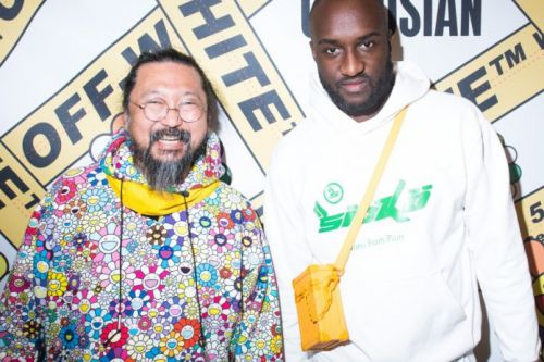 """Takashi Murakami & Virgil Abloh's """"AMERICA TOO"""" Exhibition Is Their Largest One Yet"""