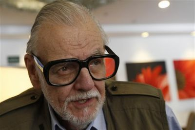 """Night of the Living Dead"" director George A. Romero dies"