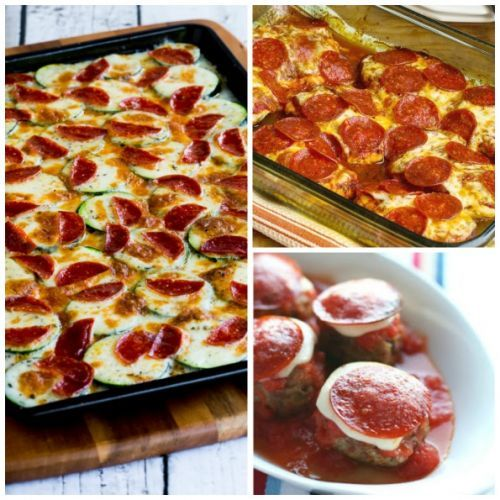 55+ Delicious Low-Carb and Gluten-Free Recipes with Pizza Flavors
