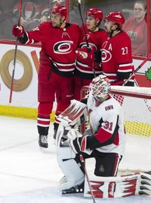Hot streak helps Hurricanes surge into playoff contention