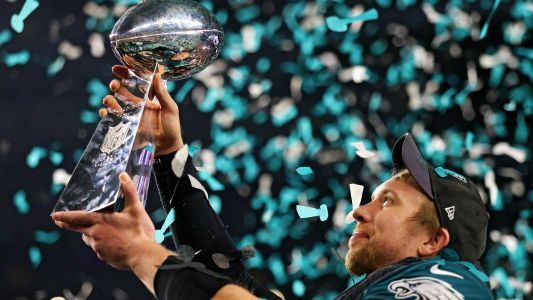 Matthew McConaughey congratulates Nick Foles with full-page newspaper ad