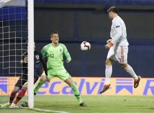 Spain doubted again after consecutive Nations League losses