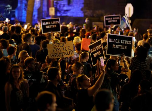 Peaceful protests turn violent by nightfall in St. Louis
