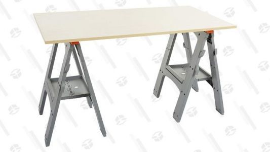 Amazon Makes Sawhorses, Apparently, and Two of Them Cost $25