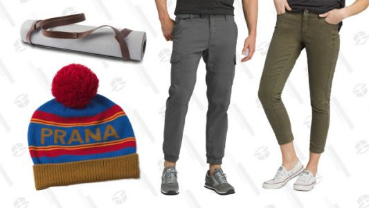 Achieve New Heights With This Prana Sale