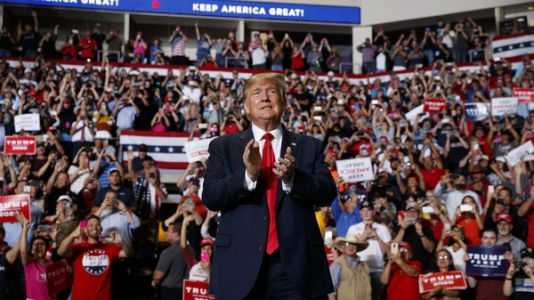 Trump Goes 'Behind Enemy Lines' To Raise Money In SF Bay Area