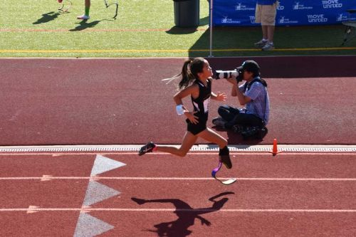 Defying the odds, this 9-year-old girl is the latest US world record holder