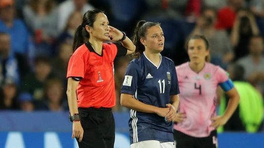 VAR controversy once again as Argentina penalty sees Scotland crash out of Women's World Cup