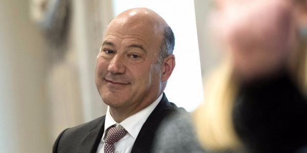 'I'm a globalist': Former Trump economic adviser Gary Cohn reemerges to blast Trump's trade strategy