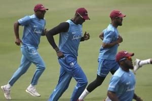 West Indies lose Hope on stroke of lunch, day 1 in 2nd test