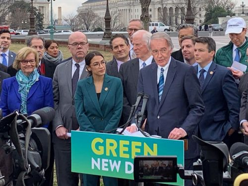 The Green New Deal Could Be a Boon for Sustainable Food