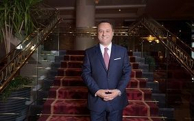 The Ritz-Carlton Hotel Company Welcomes Joe Ghayad General Manager To The Nile Ritz-Carlton, Cairo