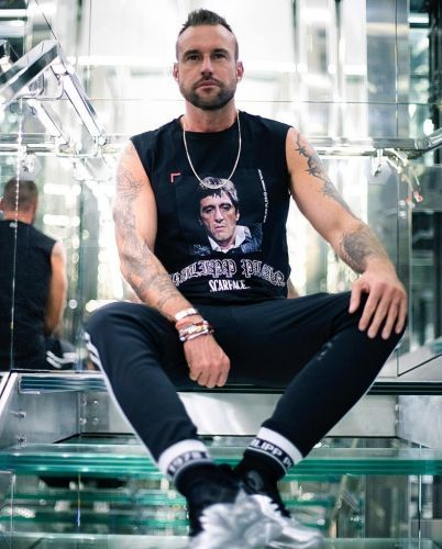 Apparently Philipp Plein payed $750,000 for a fake Kanye show