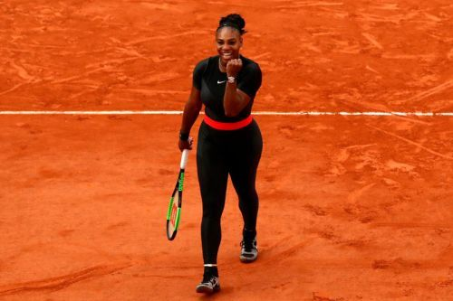 Nike Responds to Serena Williams' Black Catsuit Being Banned From the French Open