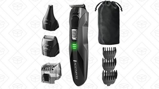 This Remington Cordless Shaver Can Do It All For Just $15