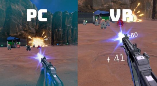 Baby Rage unveils plans for crossplay VR-PC shooter game Extreme Tactical Executioners