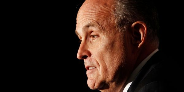 How Rudy Giuliani from went from 'America's Mayor' to Trump's pernicious pitbull