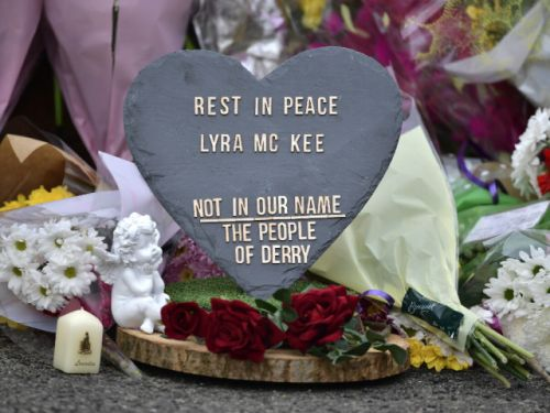 Two teens freed without charges in connection with shooting death of journalist in Northern Ireland