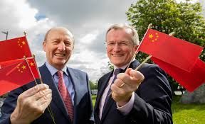 Tourism Ireland aims to double the number of Chinese visitors to Ireland