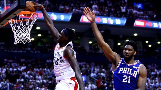 Charles Barkley rips Joel Embiid: 'As a star player you can never show weakness'