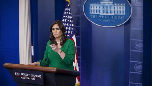 White House: The Difference Between Trump And Franken Is Franken 'Admitted Wrongdoing'