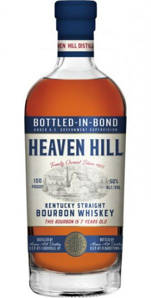 Drink of the Week: Heaven Hill Bottled-in-Bond Bourbon