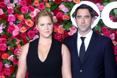Amy Schumer announces she's pregnant with first child