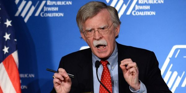 Iranian official mocks John Bolton after he's ousted from Trump's White House