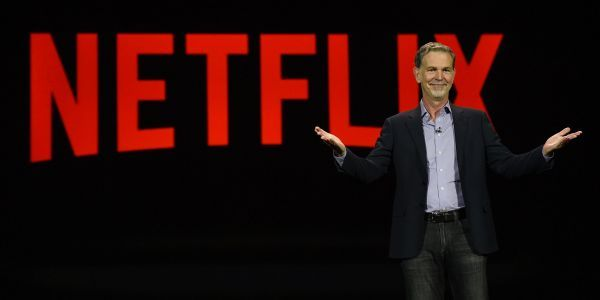 Netflix hits a record high - and it's the best performing FAANG stock this year